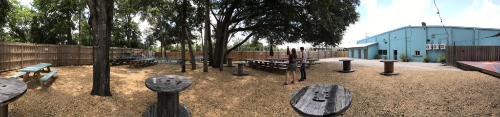 Beer Garden -- First Magnitude